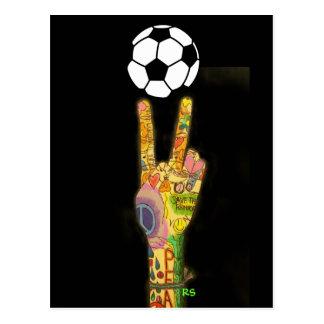¡Fiesta del fútbol! por SRF Postal