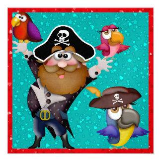¡Fiesta del pirata! - SRF Invitación