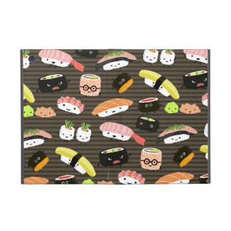Fiesta del sushi - surtido de amigos de Kawaii de iPad Mini Cárcasas