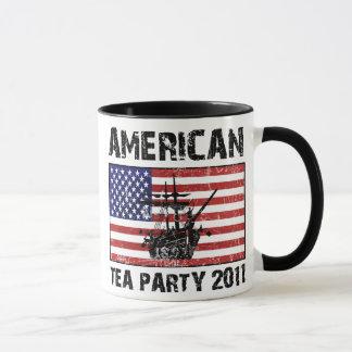 Fiesta del té americana 2011 taza