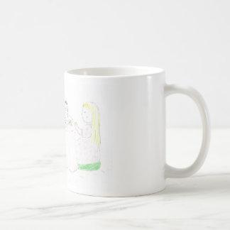 Fiesta del té taza de café