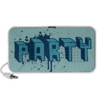 Fiesta iPod Altavoces