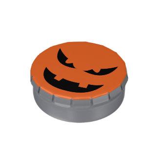 Fiesta malvado puro de Halloween de la cabeza de l