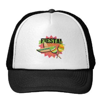 Fiesta mexicana gorras