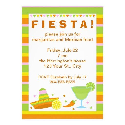 Fiesta mexicano de la fiesta comunicados