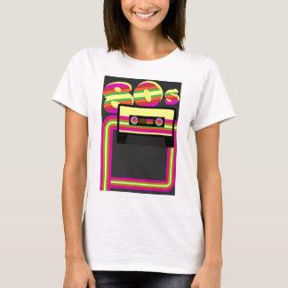 fiesta retro 80s camiseta