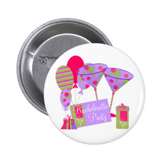 Fiesta retro de Bachelorette Pin