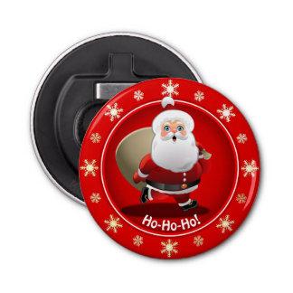 Fiesta secreto de Navidad de Santa Abrebotellas Redondo