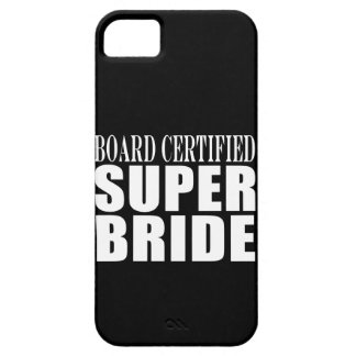 Fiestas de bodas y duchas nupciales Novia estupen iPhone 5 Case-Mate Cobertura