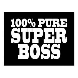 Fiestas de cumpleaños de los jefes: El 100% Boss e Postales