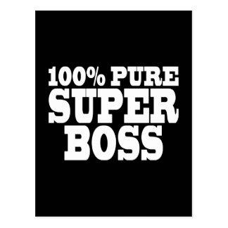 Fiestas de cumpleaños de los jefes: El 100% Boss Postal