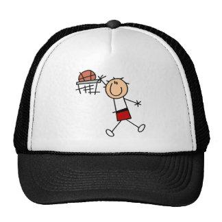 Figura camisetas y regalos del palillo de la clava gorros bordados