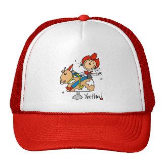 Figura camisetas y regalos del palillo del Haw de  Gorras De Camionero