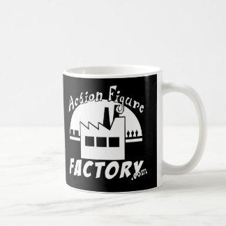 Figura de acción taza de la fábrica