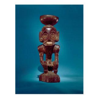 Figura de la deidad, República Dominicana Postal