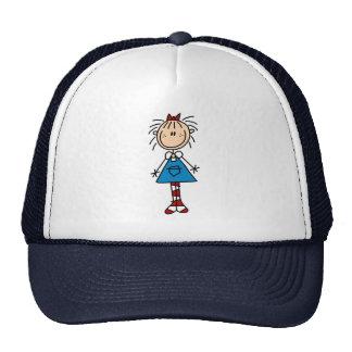 Figura gorra del palillo de Annie