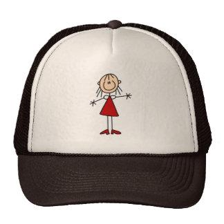 Figura gorra del palillo de la mamá