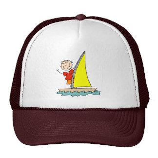 Figura gorra del palillo de la navegación