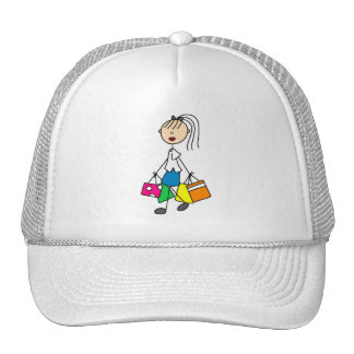 Figura gorra del palillo de la tienda