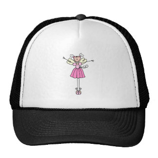 Figura gorra del palillo del bailarín de ballet
