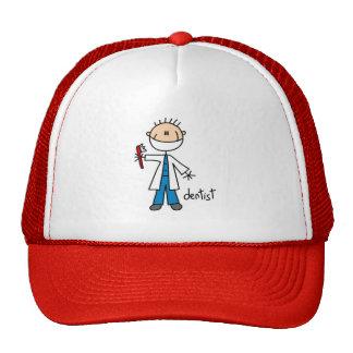 Figura gorra del palillo del dentista