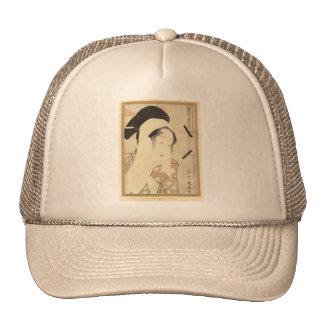 Figura japonesa gorra