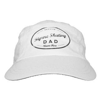 Figura papá del gorra del deporte del vintage del gorra de alto rendimiento