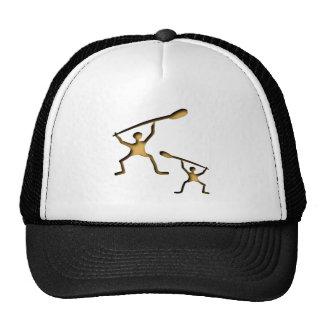 Figuras men shapes gorras de camionero