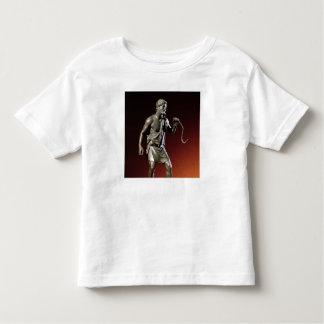 Figurilla de Lararium de un portador de agua Camisas