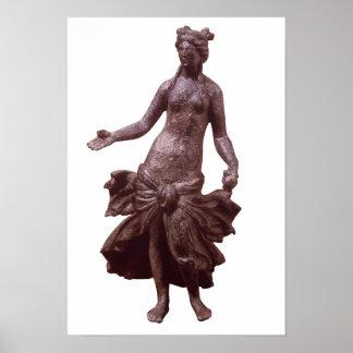 Figurilla de Venus, tarde 1r o del siglo II ANUNCI Póster