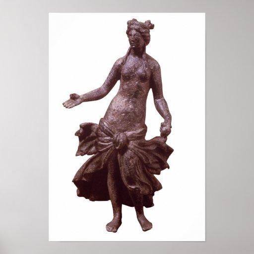 Figurilla de Venus, tarde 1r o del siglo II ANUNCI Impresiones