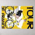 Fijar Tour de France Póster