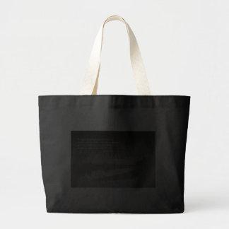 Filipenses 4:8 Bolsa Canvas Bag
