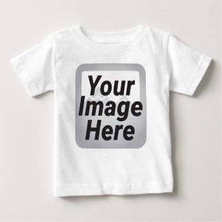 Filón del reno del navidad camiseta de bebé