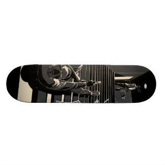 FIM noir Monopatín 19,6 Cm