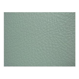 Final de cuero gris verdoso de la mirada postales