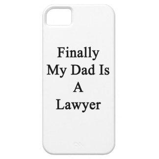 Finalmente mi papá es abogado iPhone 5 coberturas