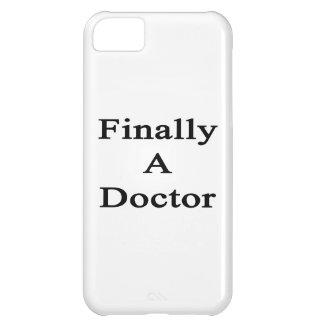 Finalmente un doctor