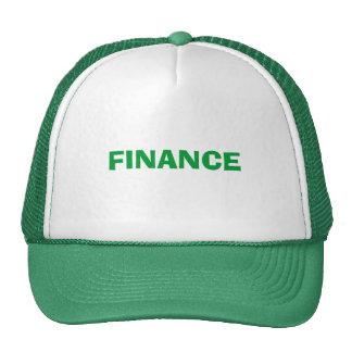 Finanzas Gorros