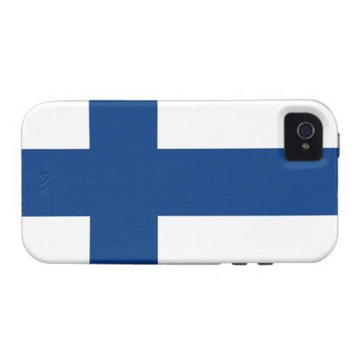FINLANDIA Case-Mate iPhone 4 FUNDA