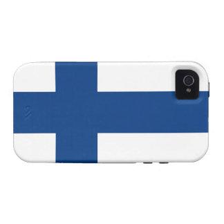 FINLANDIA iPhone 4 CARCASAS