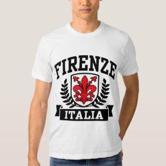 Firenze Italia Camisetas