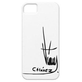 Firma de Hugo Chavez iPhone 5 Case-Mate Carcasa