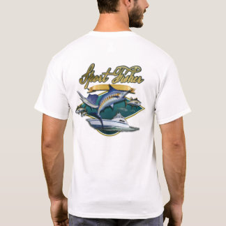 Fishin ido camiseta