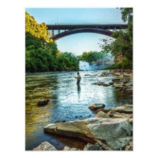 Fishman del Genesee Arte Fotografico