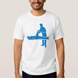 Fisioterapeuta Camisetas