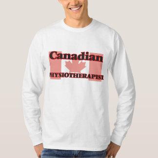 Fisioterapeuta canadiense camisas