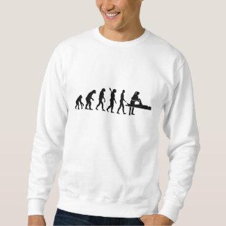 Fisioterapeuta de la evolución jersey