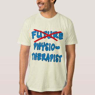 Fisioterapeuta no más futuro camisetas