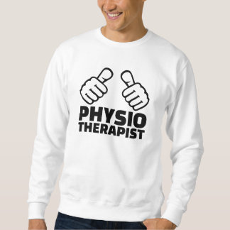Fisioterapeuta Sudadera